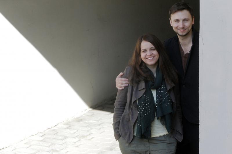 Dizaineriai L. Larionova ir E. Rainys: Vilnius – įkvepiantis miestas
