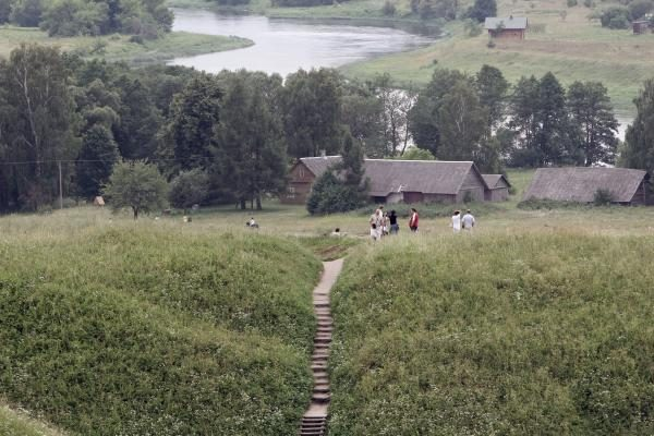 Lietuva prašo UNESCO sustiprintos apsaugos Kernavei karo atveju
