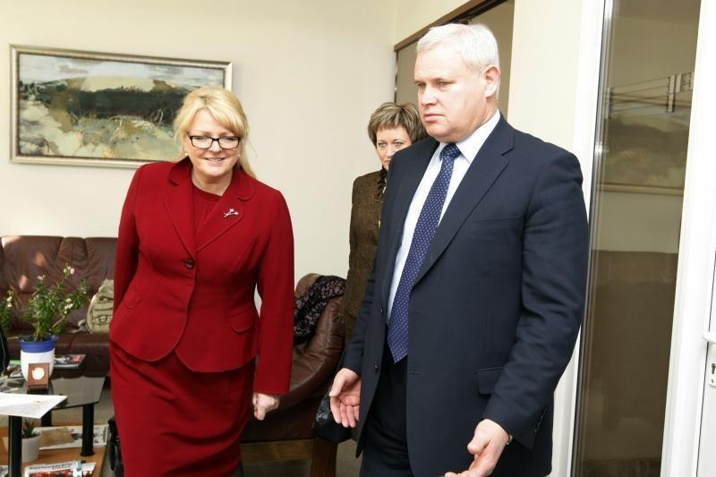 Klaipėdos meras ministrės prašė padėti kovoti su girtuokliais