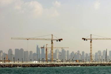 Medienos įmonės kviečiamos į Dubajų