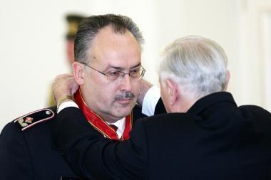 VRM ieško pamainos vadovauti FNTT baigiančiam R.Boreikai