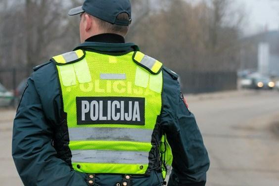 Amfetaminą įtariamojo automobilyje rado policijos šuo