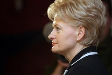 D.Grybauskaitė: pagarba signatarams – pagarba valstybei