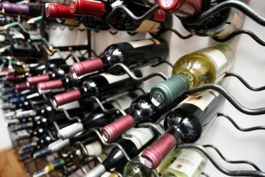 Gruzija vyno eksportą pernai sumažino dešimtadaliu