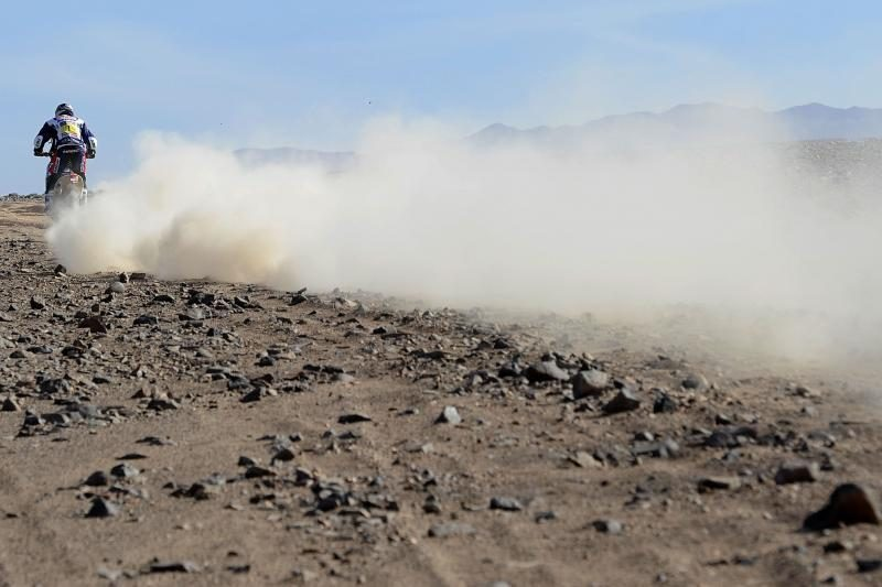 Dakaro ralyje lietuvis pakilo bendroje įskaitoje