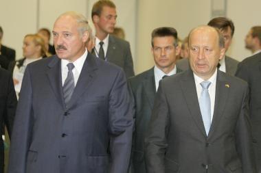 A.Kubilius: Baltarusija nori bendradarbiauti statant dujų terminalą Klaipėdoje (papildyta)