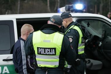 Klaipėdos savaitė patrulių akimis