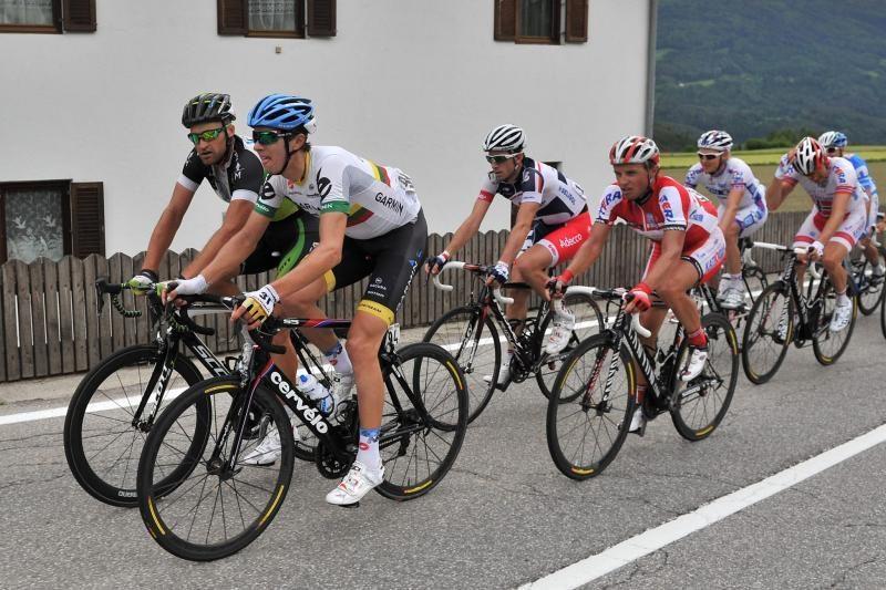 Trys lietuviai startavo dviračių lenktynėse Lenkijoje