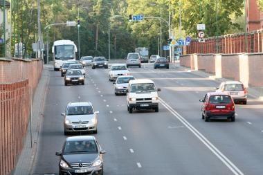 Pagrindinis Klaipėdos teršėjas - transportas