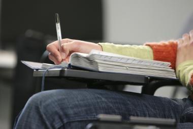 Vilniaus mokytojai už egzaminų vykdymą gaus priedus