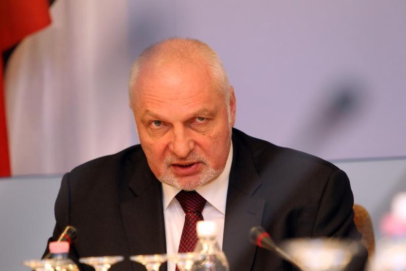 V.Mazuronis: bus sukurtos palankios sąlygos skalūnų dujų žvalgybai