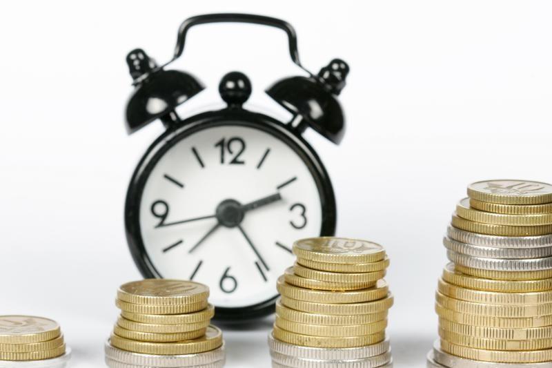 Ministerija: nacionalinio biudžeto pajamos kitąmet didės 1,1 proc.