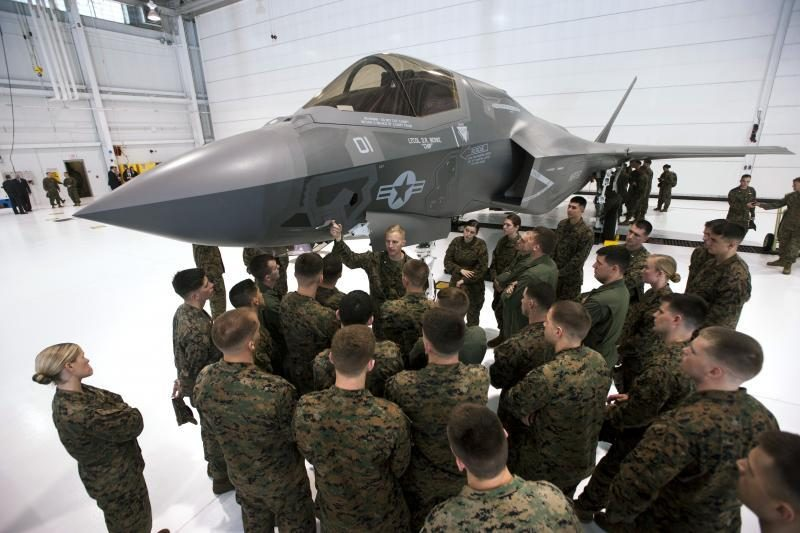 Norvegija užsakė pirmuosius du naikintuvus F-35