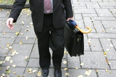Buvęs VMI vadovo pavaduotojas įsidarbino advokatų kontoroje