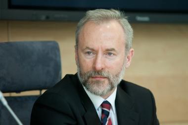J.Razma: klausimas dėl bendradarbiavimo su socialdemokratais lieka atviras