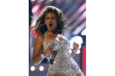 Dainininkė Beyonce – tarp turtingiausių Holivudo garsenybių