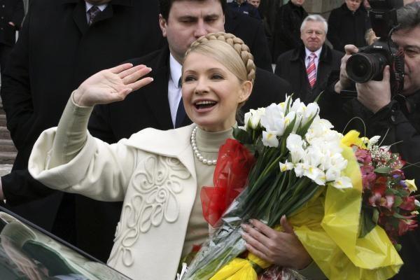 J.Tymošenko vėl iškelta baudžiamoji byla