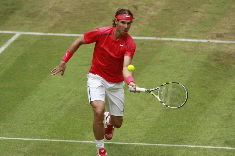 R.Nadalis be vargo iškopė į ketvirtfinalį