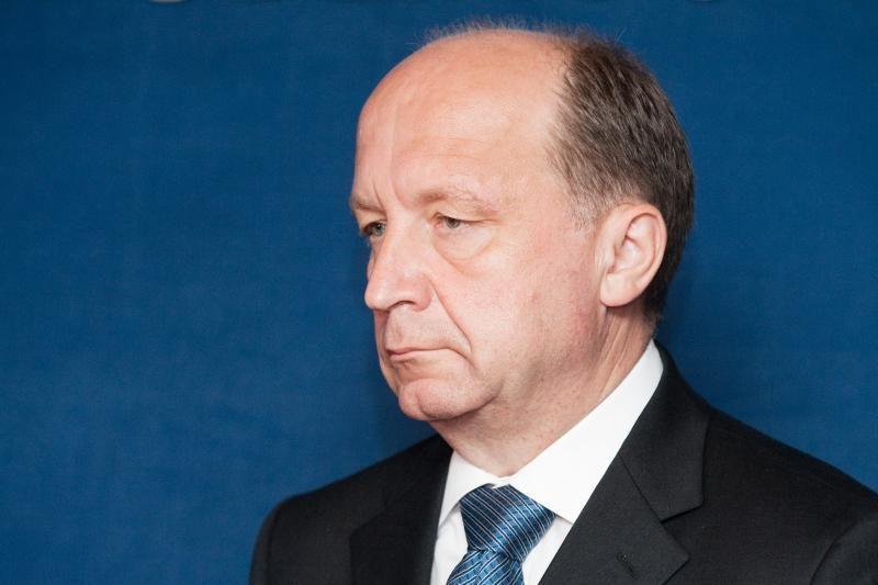 A.Kubilius pareiškė užuojautą dėl Š.Vasiliausko mirties