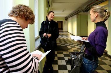 Prasideda valstybės remiamą paskolą norinčių gauti studentų registracija