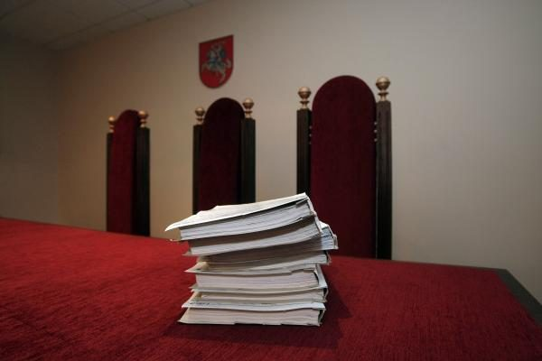 Teismui perduota nauja buvusios teisėjos A.Šimaitienės byla