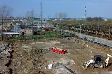 Tepalų gamykla žada naujų darbo vietų