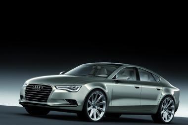"""Audi Sportback"