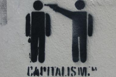 M.Moore'as: kapitalizmas išdavė amerikiečius