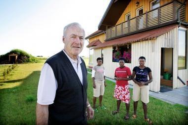 Klaipėdoje lankysis garsus misionierius Hermanas Šulcas