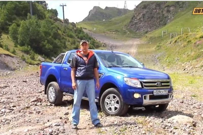 """Naujasis """"Ford Ranger"""" išrinktas pasaulio metų pikapu"""