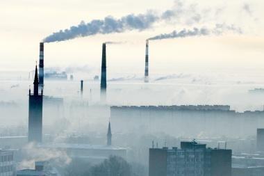 Pavojus: oro tarša didžiuosiuose Lietuvos miestuose - rekordinė