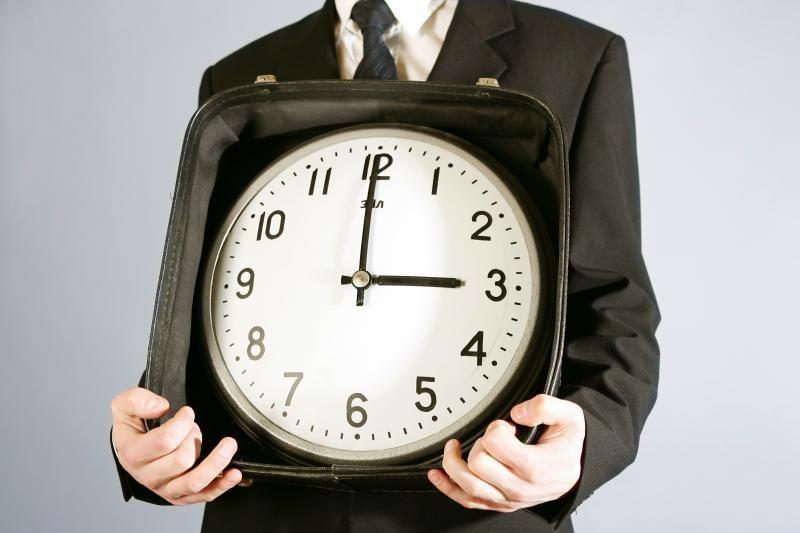 Mokslininkai prognozuoja, kad laikas gali sustoti