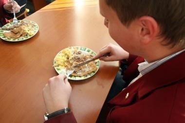 Klaipėdoje susirūpinta sveikesne vaikų mityba