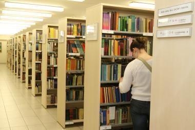 Siūloma įvesti penkerių metų kadencijas didžiųjų bibliotekų vadovams