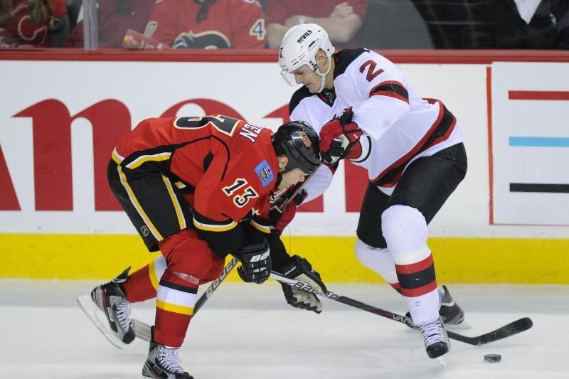 """""""Devils"""" patyrė dar vieną nesėkmę NHL"""