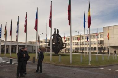 Lietuvoje viešės NATO Karinio komiteto pirmininko pavaduotojas