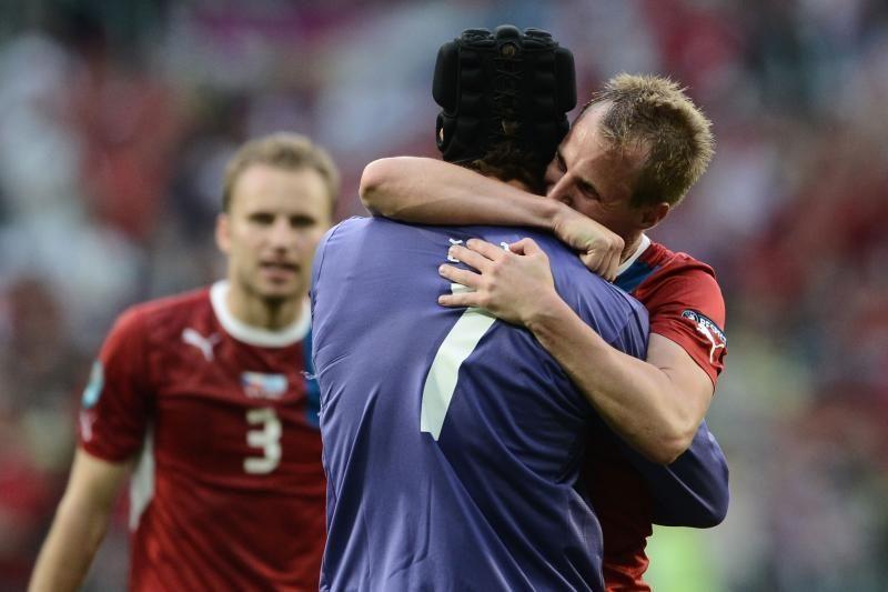 Euro 2012: Čekijos rinktinė nugalėjo graikus