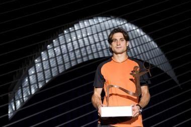 D.Ferreras po metų pertraukos laimėjo Valensijos turnyrą