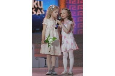 """Paaiškėjo """"Vaikų balso 2009"""" antrojo etapo nominantų trejetukai"""