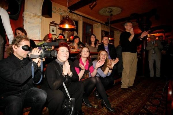 Klaipėdos žurnalistams išdalinti ŽENIA apdovanojimai