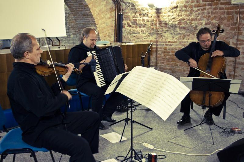 Klaipėdos koncertų salėje skambės džiazo miniatiūros