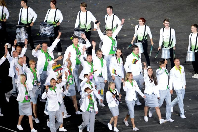 Keturių metų laukimas baigėsi - prasidėjo Londono olimpiada