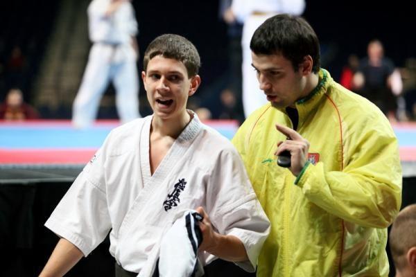 """""""Shodan"""" Lietuvos jaunimo čempionate iškovojo medalius"""