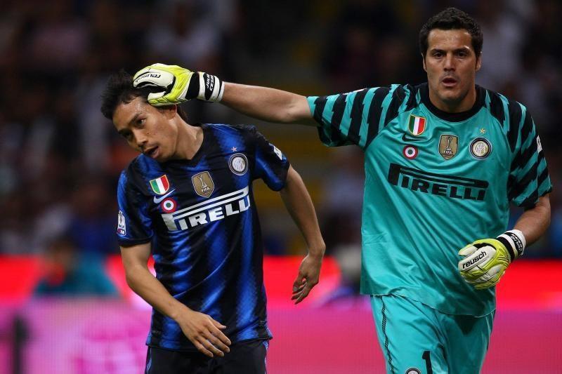 """""""Inter"""" kovos Italijos taurės finale"""