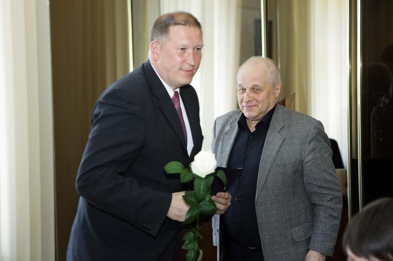 """""""Fortūnos"""" krepšininkėms – miesto vadovų gėlės"""