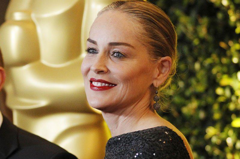 Sharon Stone jausmingame trileryje vaidins neištikimą žmoną