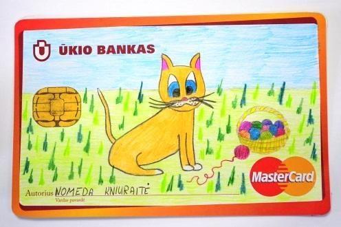Paskelbti mažieji gražiausios kortelės konkurso laimėtojai