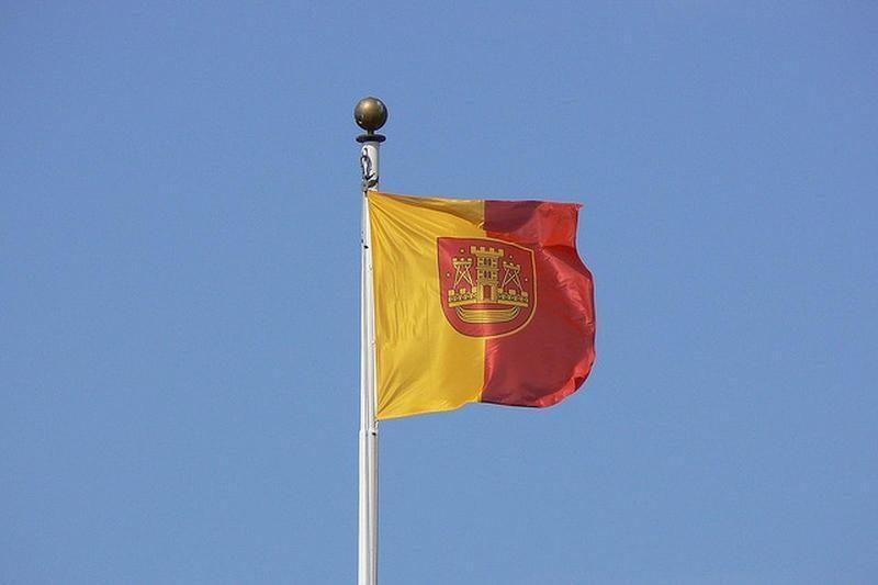 """Miesto vėliavą įteiks """"Vakarų laivų gamyklai"""""""