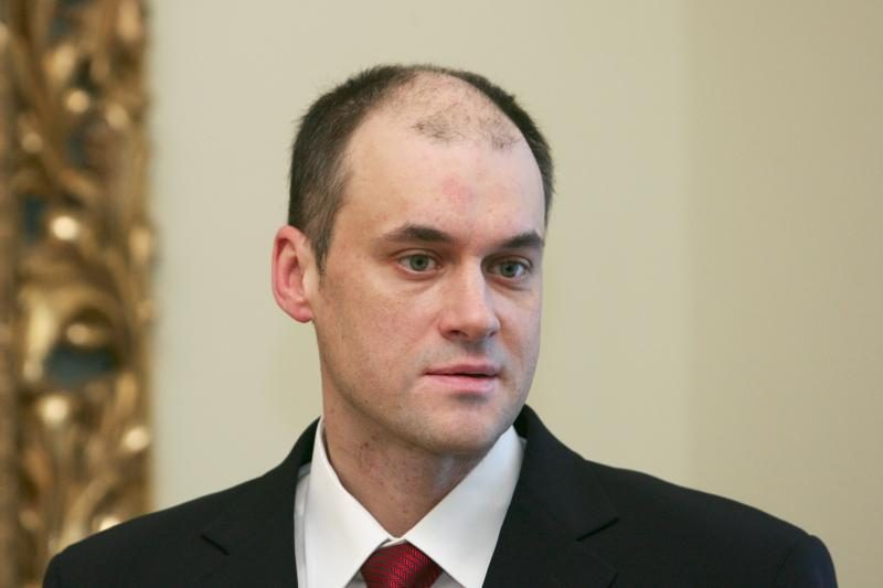 STT direktoriaus pavaduotojas A.Karpus pereina dirbti į Lietuvos banką