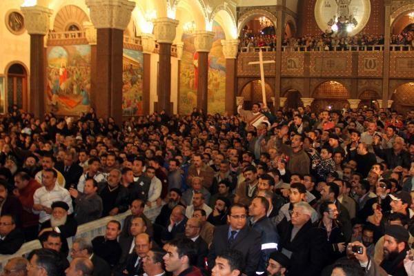 Gedintys Aleksandrijos krikščionys nori keršto už koptų kraują